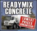 Ready Mix Concrete (High Quality & Affordable Price)