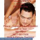 Male therapist for Massage Therapy
